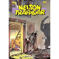 ABAO Bandes dessinées Nelson et Trafalgar 01 + Dédicace