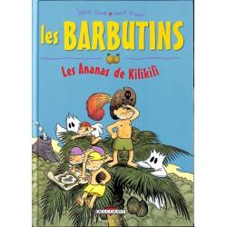 Bandes dessinées Les Barbutins 02