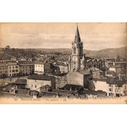 69 - Rhône [69] Oullins - Vue générale.