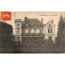 01 - Ain [01] Meximeux - Villa Clématite.