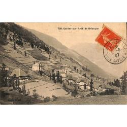 73 - Savoie [73] La Léchère - Cellier sur N.-D. de Briançon.