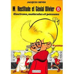 Bandes dessinées Génial Olivier 08