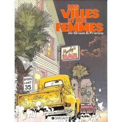 Bandes dessinées Des villes et des femmes 01