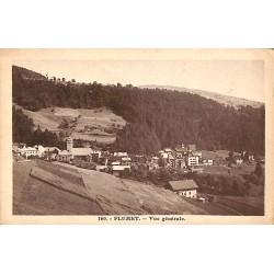 73 - Savoie [73] Flumet - Vue générale.