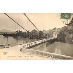 73 - Savoie [73] Yenne - Environs d'Yenne - Le Pont de la Balme.