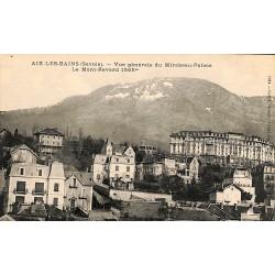 73 - Savoie [73] Aix-les-Bains - Vue générale du Mirabeau-Palace.