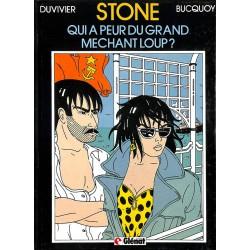 Bandes dessinées Stone 01