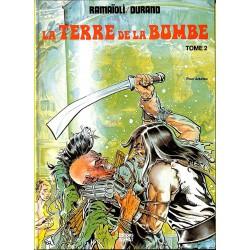 Bandes dessinées La Terre de la bombe 02