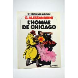 ABAO Bandes dessinées L'homme de Chicago