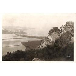 ABAO 83 - Var [83] Porquerolles - Panorama vers la Pointe Bon-Renaud.