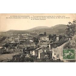 ABAO 83 - Var [83] Hyères - Vue panoramique prise de la vieille ville ...