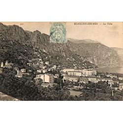 06 - Alpes Maritimes [06] Beaulieu-sur-Mer - Les Villas.