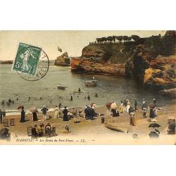 ABAO 64 - Pyrénées Atlantiques [64] Biarritz - Les Bains du Port-Vieux.