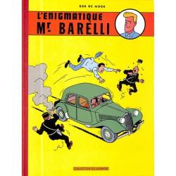 ABAO Bandes dessinées Barelli 01+02 - Millésime