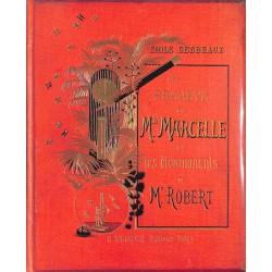1800-1899 DESBEAUX (Emile) - Les projets de Mlle Marcelle et les étonnements de Mr Robert.