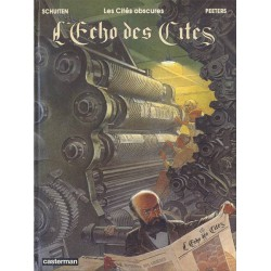 ABAO Bandes dessinées Les Cités obscures HS08 - L'Echo des Cités.