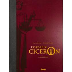 ABAO Bandes dessinées L'Ordre de Cicéron 02 TT 999 ex. + ex-libris signé