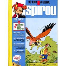 ABAO Bandes dessinées Spirou album n°140