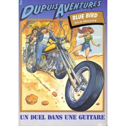 Bandes dessinées Blue Bird 01