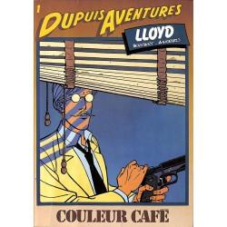 ABAO Bandes dessinées Lloyd - Couleur Café.