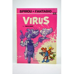 ABAO Bandes dessinées Spirou et Fantasio 33