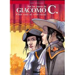 Bandes dessinées Giacomo C. HS Sur les traces de Giacomo C.