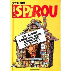 Bandes dessinées Spirou album n°277