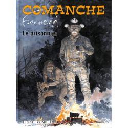 Bandes dessinées Comanche HS 01 Le Prisonnier