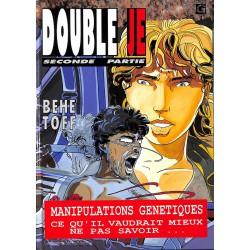 Bandes dessinées Double Je 02