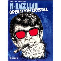 ABAO Bandes dessinées Mr Magellan (2ème série) 06