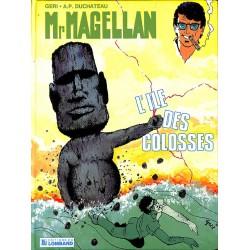 ABAO Bandes dessinées Mr Magellan (2ème série) 07
