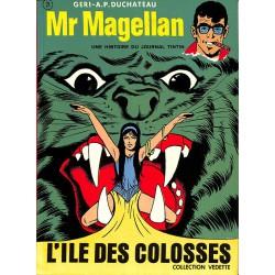 ABAO Bandes dessinées Mr Magellan (1ère série) 04