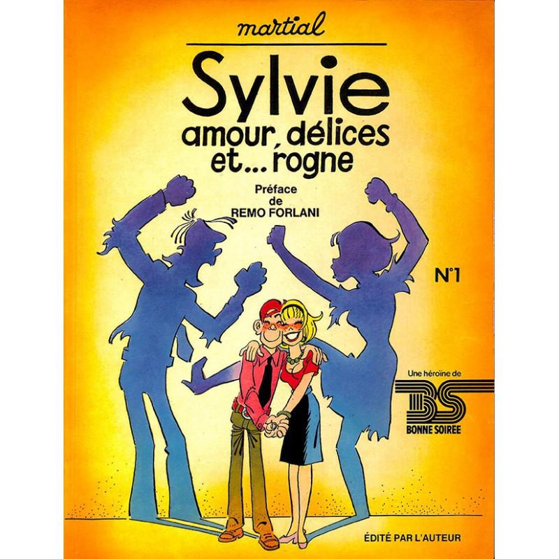 ABAO Bandes dessinées Sylvie (Ed. par l'auteur) 01