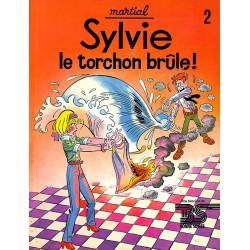 Bandes dessinées Sylvie (Ed. par l'auteur) 02