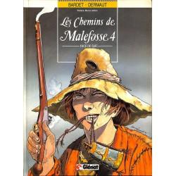 Bandes dessinées Les Chemins de Malefosse 04