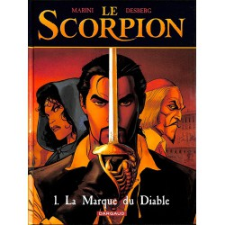 Bandes dessinées Le Scorpion 01