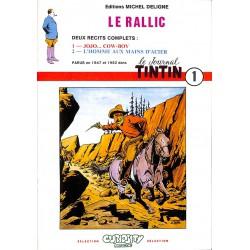 Bandes dessinées Le Rallic - Le Journal Tintin 01