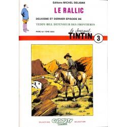 Bandes dessinées Le Rallic - Le Journal Tintin 03