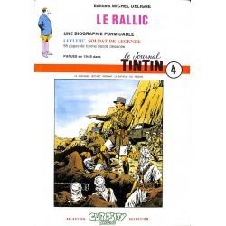 Bandes dessinées Le Rallic - Le Journal Tintin 04