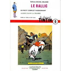 Bandes dessinées Le Rallic - Le Journal Tintin 06