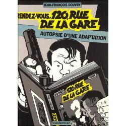 ABAO Bandes dessinées Nestor Burma HS Rendez-vous 120, rue de la Gare Autopsie d'une adaptation TL