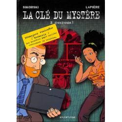 ABAO Bandes dessinées La clé du mystère 03