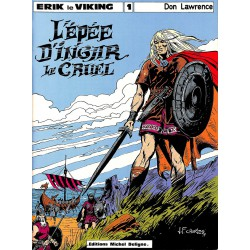Bandes dessinées Erik le Viking 01