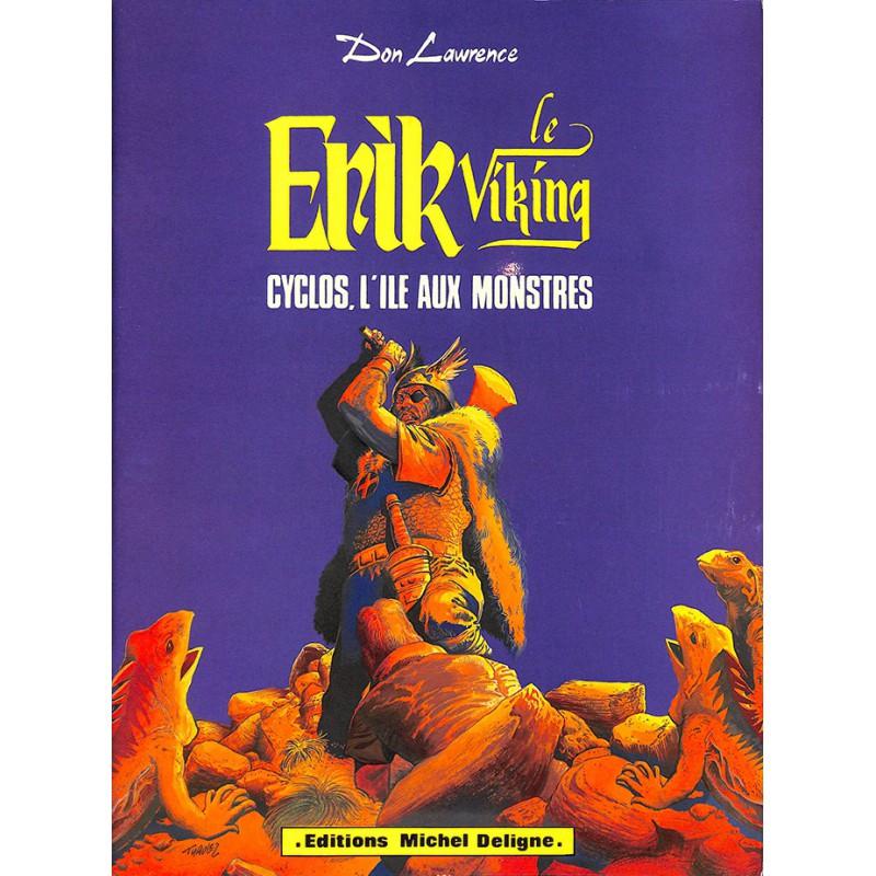 ABAO Bandes dessinées Erik le Viking 06