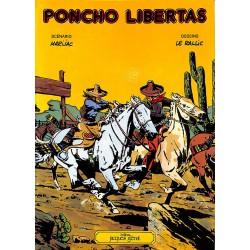 ABAO Bandes dessinées Poncho Libertas (Glénat) 01