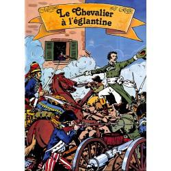 Bandes dessinées Le Chevalier à l'églantine