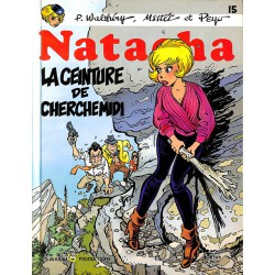 Bandes dessinées Natacha 15