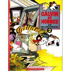 ABAO Bandes dessinées Calvin et Hobbes (1ère série) 02