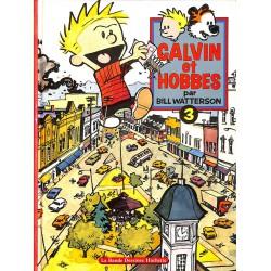ABAO Bandes dessinées Calvin et Hobbes (1ère série) 03