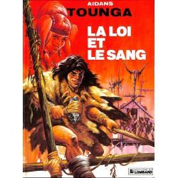 Bandes dessinées TOUNGA (deuxième série) 15